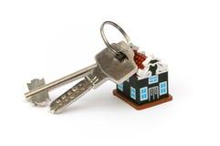 Claves de la nueva casa imagenes de archivo