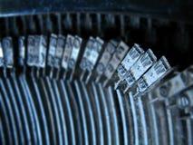 Claves de WWW Fotografía de archivo