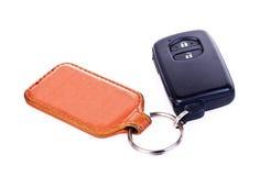 Claves del coche imágenes de archivo libres de regalías