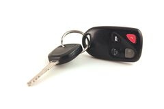 Claves del coche Imagenes de archivo