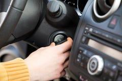 Claves del coche Fotos de archivo libres de regalías