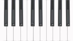 Claves del piano libre illustration