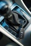Claves modernos del coche Fotos de archivo libres de regalías