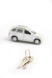 Claves para el coche Fotografía de archivo libre de regalías