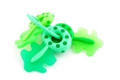 Claves verdes imagen de archivo libre de regalías