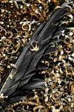 Clavette Photographie stock libre de droits