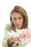 Clavettes de soufflement Photos libres de droits