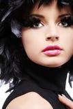 Clavettes noires. image libre de droits