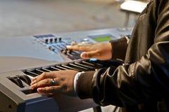 Clavier Photographie stock libre de droits
