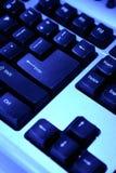 Clavier d'ordinateur Photographie stock libre de droits