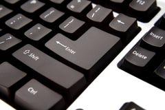 Clavier d'ordinateur Image libre de droits