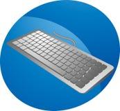 Clavier d'ordinateur Image stock