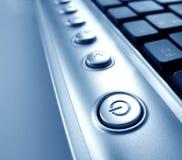 Clavier d'ordinateur Photos stock