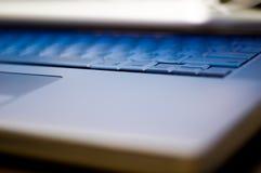 Clavier d'ordinateur portatif Image libre de droits