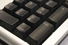 Clavier de PC Photo stock