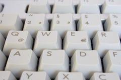 Clavier de PC Image libre de droits