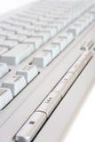 Clavier de PC Images libres de droits