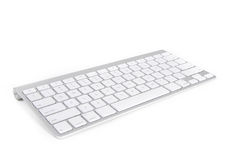 Clavier de radio d'Apple Image libre de droits