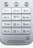 Clavier de téléphone portable Photo libre de droits