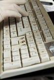 Clavier modifié Photos libres de droits