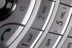 Clavier numérique 1 Photos libres de droits