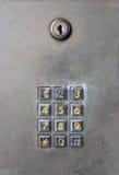 Clavier numérique Photo libre de droits