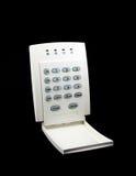 Clavier numérique d'alarme Image libre de droits