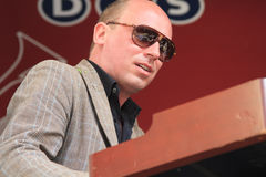 Claviers s'usants de pièces de lunettes de soleil de Bas Grijmans photos libres de droits
