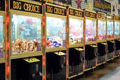 Claw Crane Games Atlantic City Royalty Free Stock Image