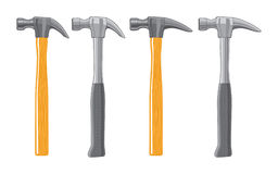 Claw Hammers Stock Photography