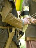 Claxon de consumición Foto de archivo libre de regalías