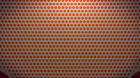 Clay abstract soft color heart shape dotts style background  new quality universal motion dynamic animated background stock footage