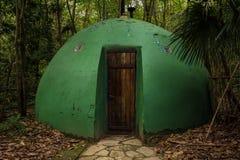 Clay Adobe Igloo. Steam Room. Clay Adobe Igloo. Steam Room in chapada dos veadeiros, jardim do eden, goias, brazil royalty free stock photography