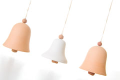 Clay Bells Royalty Free Stock Images