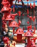 Clay bells Stock Images