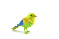 Clay bird tiny Royalty Free Stock Images