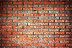 Clay Brick Pattern Background Stock Photography