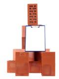 Clay bricks Royalty Free Stock Images