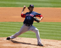 Clay Buchholz Stock Images