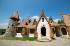 Clay Castle, de Vallei van de Feeën Royalty-vrije Stock Fotografie