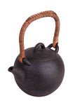 Clay Chinese teapot Royalty Free Stock Image