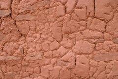 Clay Contours Abo Pueblo som är ny - Mexiko royaltyfri bild