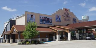 Clay Cooper Theater, Branson Missouri Royalty Free Stock Photo