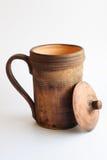 Clay cup Stock Photos