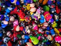 Clay Doll Immagine Stock
