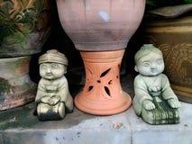 Clay doll Royalty Free Stock Photo