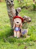 Clay dolls Royalty Free Stock Photos