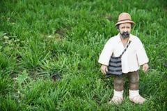 Clay figurine Royalty Free Stock Photo