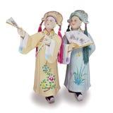 Clay figurines-China Stock Photo