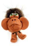 Clay funny souvenir Stock Image